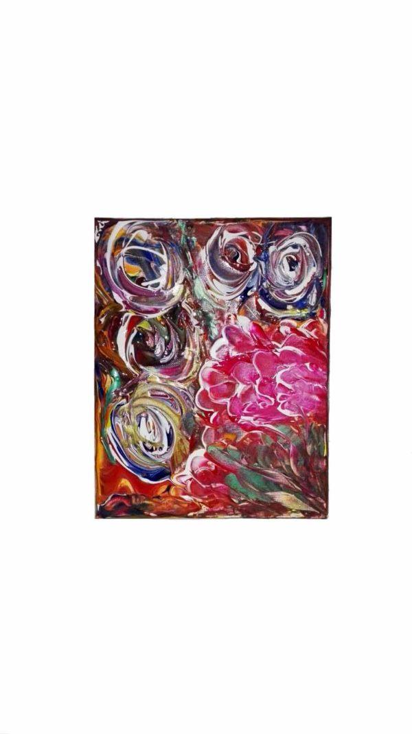 pictura abstracta cod hm005