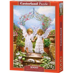 puzzle-castorland-angelic-friends-1000-piese