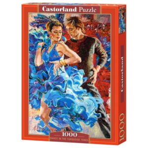 puzzle-castorland-dance-in-the-turquoise-tones-1000-piese