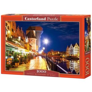 puzzle-castorland-gdank-waterfront-at-night-1000-piese