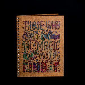 Agenda-A5-lemn-magic-ag119