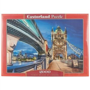 puzzle Tower bridge of London 2000 piese