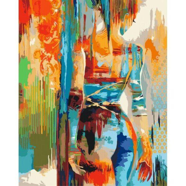 pictura pe numere PBNC4030