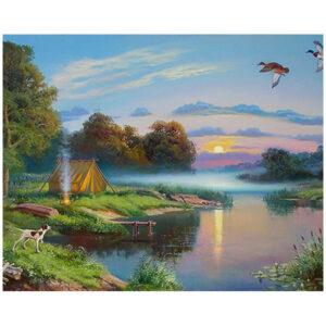 pictura pe numere A58